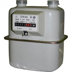 Газовый счетчик бытовой СГК-4 Воронеж купить в Нижнем Новгороде