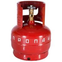 Баллон пропановый 5л (вентиль, клапан) купить в Нижнем Новгороде
