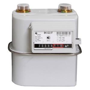 Газовый счетчик бытовой BK G-2,5T (110 мм) прав. Арзамас купить в Нижнем Новгороде