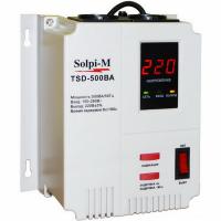 Стабилизатор напряжения Solpi-M TSD 500BA купить в Нижнем Новгороде