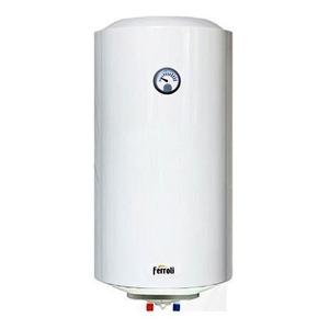 Электрический накопительный водонагреватель FERROLI E-GLASS 80 Slim купить в Нижнем Новгороде