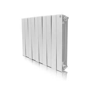 Биметаллические радиаторы отопления Royal Thermo PianoForte 500 BIANCO TRAFFICO купить в Нижнем Новгороде