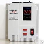 стабилизатор напряжения купить solpi-m tsd-750 ва