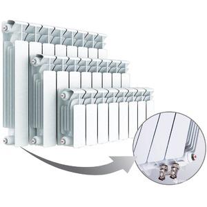 Биметаллические радиаторы отопления Rifar Base B200 Ventil BVL купить в Нижнем Новгороде