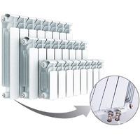 Биметаллические радиаторы отопления Rifar Base B350 Ventil BVL купить в Нижнем Новгороде