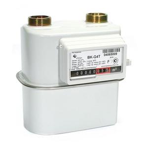 Газовый счетчик бытовой BK G-4T (110 мм) прав. Арзамас купить в Нижнем Новгороде