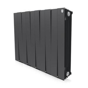Биметаллические радиаторы отопления Royal Thermo PianoForte 500 NOIR SABLE купить в Нижнем Новгороде