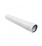 раздельное дымоудаление купить труба удлинительная 80 мм, 2,0 м