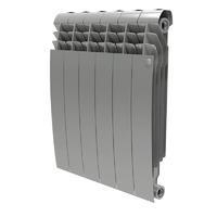 Биметаллические радиаторы отопления Royal Thermo BiLiner 500 Silver Satin купить в Нижнем Новгороде