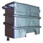 Запасные части Теплообменник для колонки Bosch, Junkers WR-13