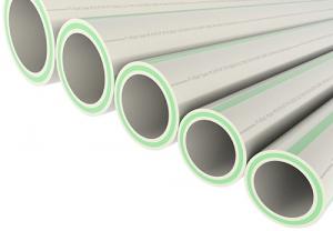 Трубы полипропиленовые Труба комб. Faser 20х3,4(стекловолокно) купить в Нижнем Новгороде
