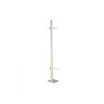 купить кронштейн напольный для секционных радиаторов (высота 1,0 м) by