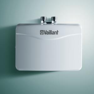 Электрический проточный водонагреватель Vaillant minived Н 6/1 напорный купить в Нижнем Новгороде