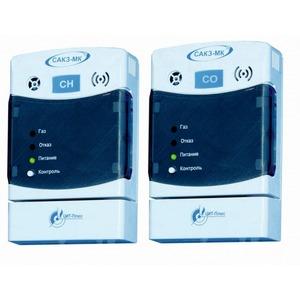 Cигнализатор загазованности САКЗ-МК-2-1А бытовая   без клапана (метан+оксид углерода) купить в Нижнем Новгороде