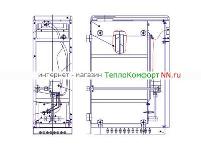 газовый котел сиберия 11к инструкция - фото 5